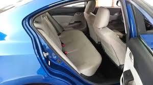 honda car room 2013 honda civic lx sedan rear seats leg room