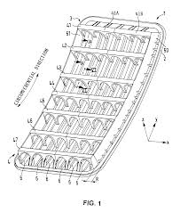 patent us6619372 aircraft door and mold for casting the door