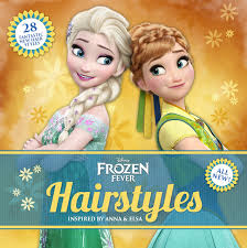 disney frozen fever hairstyles inspired anna elsa edda