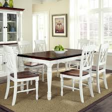 white round dining room table sets seats 8 set distressed and