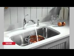 Latest Kitchen Designs Kitchen Sinks YouTube - Kitchen sinks design
