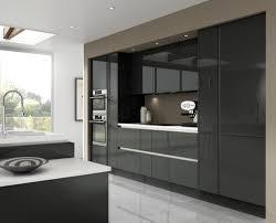 pin by rachel chapple on grey gloss kitchen pinterest kitchen
