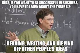 Bill Gates Meme - ticklememe