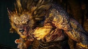 wild hunt witcher 3 werewolf video the witcher 3 morkvarg the werewolf boss fight hard mode