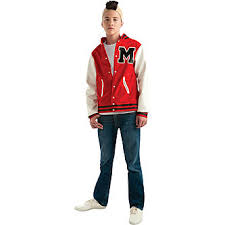 Boys Football Halloween Costumes Glee Football Player Teen Halloween Costume Size Xl