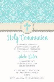 communion invitation communion and confirmation digital printable invitation pretty fait