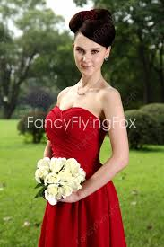 plus size burgundy bridesmaid dresses inexpensive shallow sweetheart neckline a line knee length