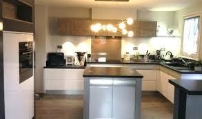 modele de cuisine avec ilot modele cuisine blanc laquac cuisine blanc laque avec ilot modern