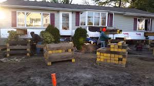 house lifting brick new jersey youtube