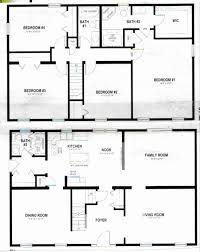 two story floor plans best 25 2 storey house design ideas on plans bedroom