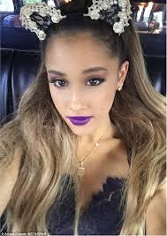 Ariana Grande Costume Halloween Ariana Grande Wears Feline Ears Shopping Halloween