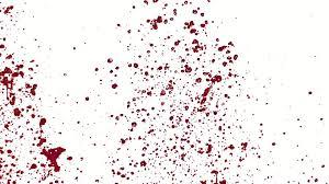 halloween blood background