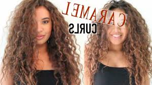 from dark brown to light brown hair brown hair curly dying my curly hair dark brown to light brown youtube