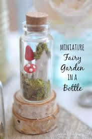 219207 best diy home decor ideas images on pinterest home diy how to make a miniature fairy garden in a bottle tutorial using polymer clay to
