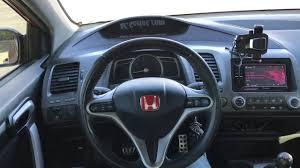 2007 Civic Si Interior 2006 Honda Civic Si Interior Look Youtube