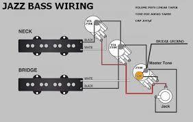 wiring single coil pickups 1 volume 4 tones talkbass com