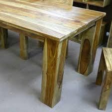 indian wood dining table kota sheesham medium dining table jugs indian furniture uk