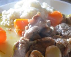 blanquette de veau cuisine az recette blanquette de veau à l ancienne