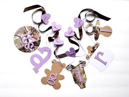 baby shower camo purple realtree camo baby shower decorations it u0027s a