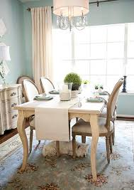Room Decorating Before And After Makeovers - Dining room makeover