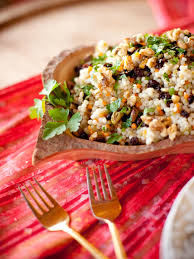 how to make moroccan pearl couscous with currants and pistachios diy