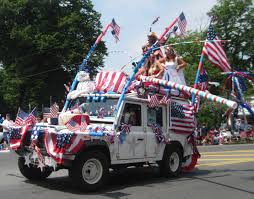 july 4th parade orleans cape cod massachusetts