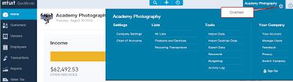 reset quickbooks online quickbooks online user interface update harmony accountex report