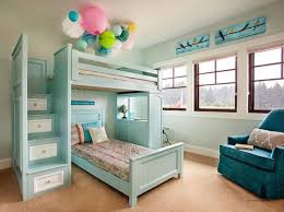 Plans To Build A Bunk Bed With Stairs by Bunk Bed Staircase Transitional U0027s Room Garrison