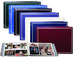magnetic photo album acid free jmv 207 adhesive magnetic photo album