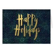 happy holidays cards invitations greeting photo cards zazzle