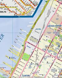 Map De Usa by City Map Of Manhattan U0026 Map Of Usa East Coast Itm U2013 Mapscompany