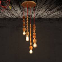 Beaded Wood Chandelier Compare Prices On Wooden Chandelier Beads Online Shopping Buy Low