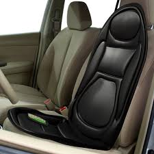 gideon seat cushion vibrating massager for back shoulder and