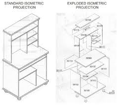 17 best isometric drawing images on pinterest technical drawings
