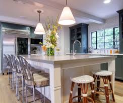 decor awesome cool kitchen island ideas with seating stunning