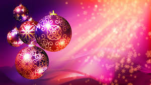 Pink Purple Blue Christmas Decorations by Christmas Background Blue Green Stock Video Footage Synthetick