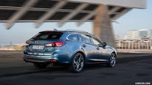 2017 Mazda 6 Wagon Rear Three Quarter Hd Wallpaper 24