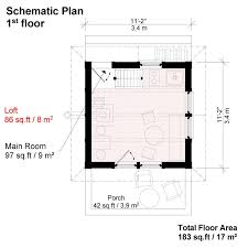 small cottage plan small cottage plans with loft and porch