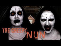 Costume Halloween Conjuring 2 Creepy Bᴇᴀᴜᴛʏ
