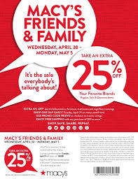 code promo cuisin store macy s family 25 coupon