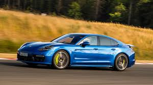 porsche panamera hybrid black 2018 porsche panamera turbo s e hybrid review the future is awesome