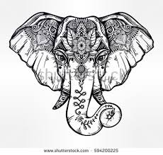 indian tattoo graphics download free vector art stock graphics
