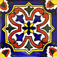mexican tile lomeli merida ceramic mexican tile