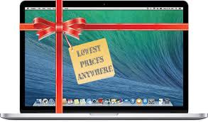 black friday sale delivers apple macbook pro with retina