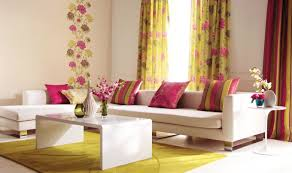 Yellow Living Room Enotecaculdesac Yellow Living Room Curtains Turquoise And