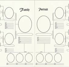 230 best family tree charts u0026 forms images on pinterest family