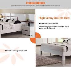 modern latest wooden white bedroom furniture buy bedroom