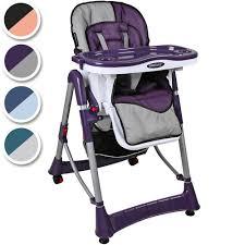 siege haute chaise haute pour bébés enfants shadow purple siège réglable
