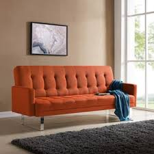Leather Sofa Sleeper Sleeper Sofa For Less Overstock
