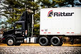 semi truck companies ritter companies u2013 trucking u0026 transportation services laurel md